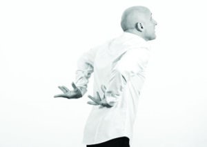 Leonardo Montecchia en mouvement